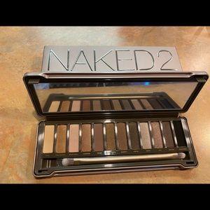 Brand new naked2 palette
